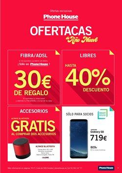 Ofertas de Altavoces bluetooth  en el folleto de Phone House en Alcalá de Henares