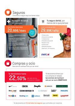 Ofertas de Seguros  en el folleto de Phone House en Madrid