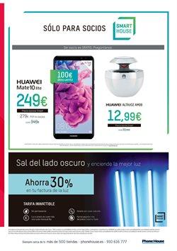 Ofertas de Audio  en el folleto de Phone House en Madrid