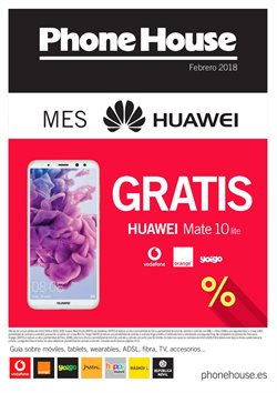Ofertas de Phone House  en el folleto de Córdoba