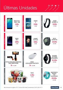Ofertas de Smartwatch  en el folleto de Phone House en Barcelona