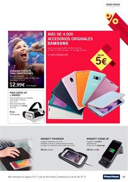 Ofertas de Televisores  en el folleto de Phone House en León