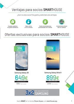 Ofertas de Samsung Galaxy S8  en el folleto de Phone House en Madrid