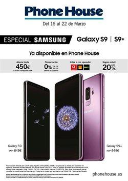 Ofertas de Phone House  en el folleto de Gijón