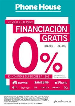 Ofertas de Phone House  en el folleto de Las Palmas de Gran Canaria