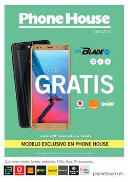 Ofertas de Phone House  en el folleto de Ourense