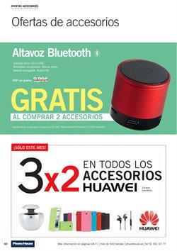 Ofertas de Accesorios informática  en el folleto de Phone House en Alcalá de Henares