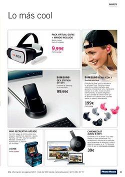 Ofertas de Reproductores  en el folleto de Phone House en Madrid