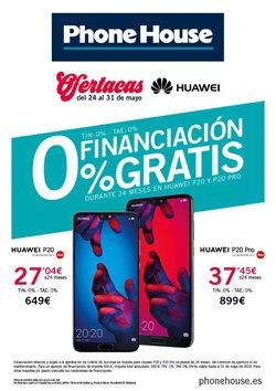 Ofertas de Informática y electrónica  en el folleto de Phone House en Zamora