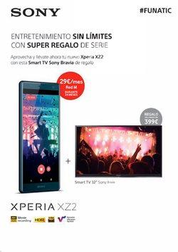Ofertas de Smart tv  en el folleto de Phone House en Madrid