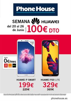 Ofertas de Phone House  en el folleto de Realejos