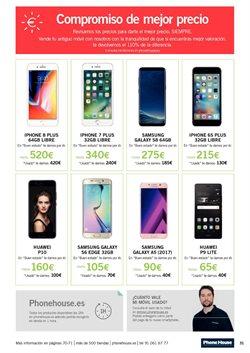 Ofertas de IPhone 8  en el folleto de Phone House en Jerez de la Frontera