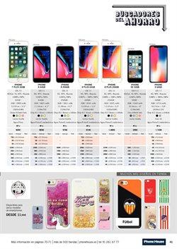 Ofertas de IPhone  en el folleto de Phone House en León