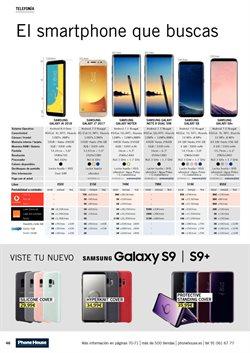 Ofertas de Samsung Galaxy  en el folleto de Phone House en Jerez de la Frontera