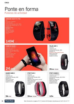 Ofertas de Smartwatch  en el folleto de Phone House en Jerez de la Frontera