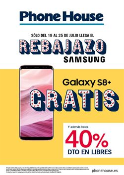 Ofertas de Phone House  en el folleto de Madrid