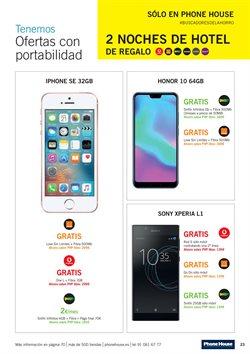 Ofertas de IPhone  en el folleto de Phone House en Alcalá de Henares