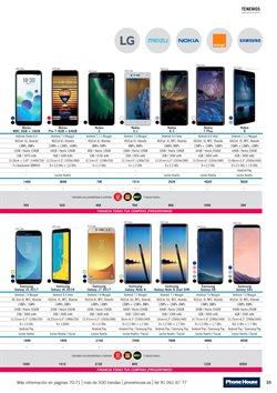 Ofertas de Nokia  en el folleto de Phone House en Vecindario