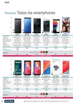 Ofertas de Xiaomi  en el folleto de Phone House en León