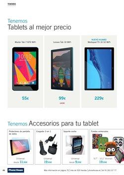 Ofertas de Tablet  en el folleto de Phone House en Vila-real
