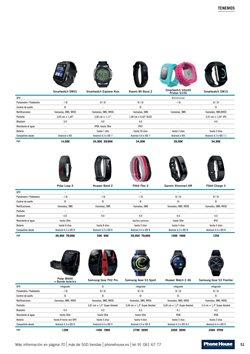 Ofertas de Smartwatch  en el folleto de Phone House en Cartagena