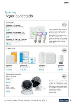 Ofertas de Philips  en el folleto de Phone House en León