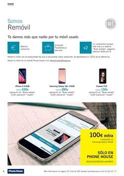 Ofertas de Smartphones Samsung  en el folleto de Phone House en Alcalá de Henares