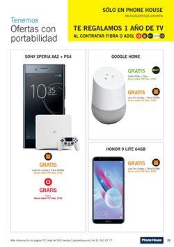 Ofertas de Smartphones  en el folleto de Phone House en Vecindario