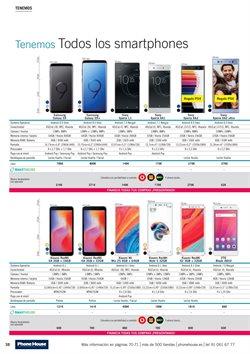 Ofertas de Xiaomi  en el folleto de Phone House en Mairena del Aljarafe