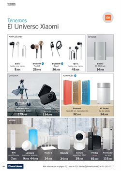 Ofertas de Altavoces bluetooth  en el folleto de Phone House en Dos Hermanas