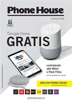 Ofertas de Informática y electrónica  en el folleto de Phone House en Villacañas