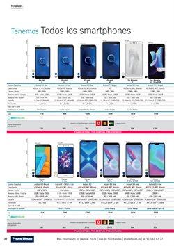 Ofertas de Alcatel  en el folleto de Phone House en Ponferrada