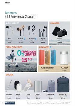 Ofertas de Auriculares  en el folleto de Phone House en León