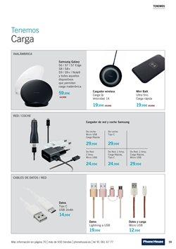 Ofertas de Accesorios para móvil en el folleto de Phone House en Pinto 8f08b6c788af1