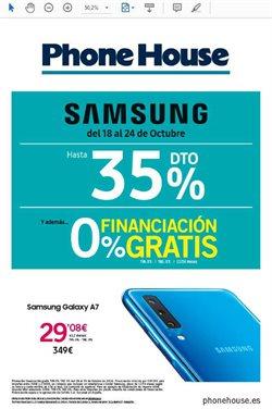 Ofertas de Phone House  en el folleto de Madrid