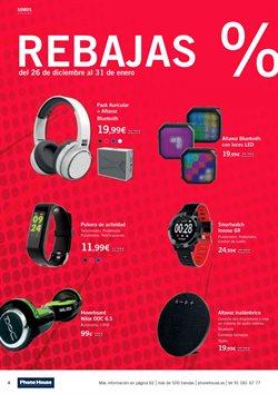 Ofertas de Smartwatch  en el folleto de Phone House en León