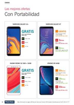 Ofertas de IPhone  en el folleto de Phone House en Madrid