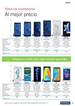 Ofertas de Bq  en el folleto de Phone House en León