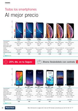 Ofertas de LG  en el folleto de Phone House en Ronda