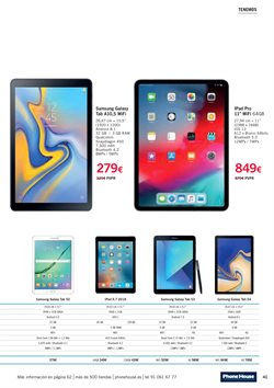 Ofertas de MacBook  en el folleto de Phone House en El Ejido