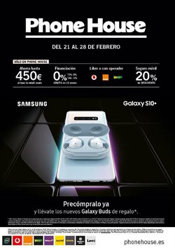 Ofertas de Phone House  en el folleto de Telde