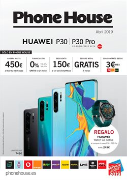 Ofertas de Phone House  en el folleto de Las Rozas