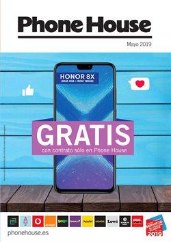 Ofertas de Informática y electrónica  en el folleto de Phone House en Palencia