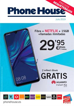 Ofertas de Phone House  en el folleto de Badalona