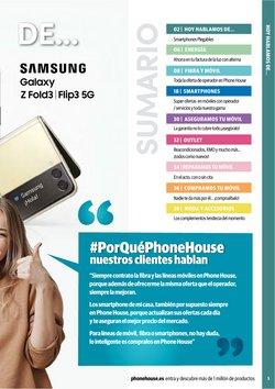 Ofertas de Samsung en el catálogo de Phone House ( 5 días más)