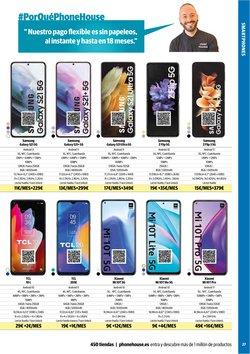 Ofertas de Xiaomi en el catálogo de Phone House ( 7 días más)
