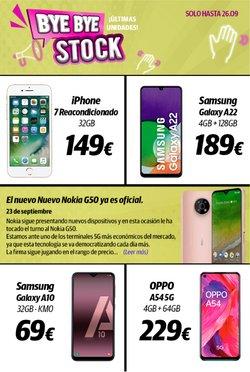 Ofertas de Informática y Electrónica en el catálogo de Phone House ( Caduca hoy)