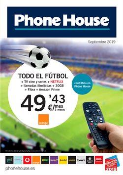 Ofertas de Phone House  en el folleto de Alcorcón