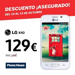 Ofertas de Phone House  en el folleto de Rivas-Vaciamadrid