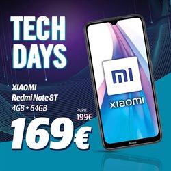 Ofertas de Smartphones Xiaomi en Phone House